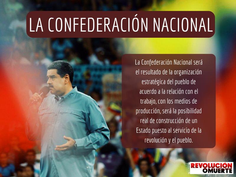 LA CONFEDERACIÓN NACIONAL 3