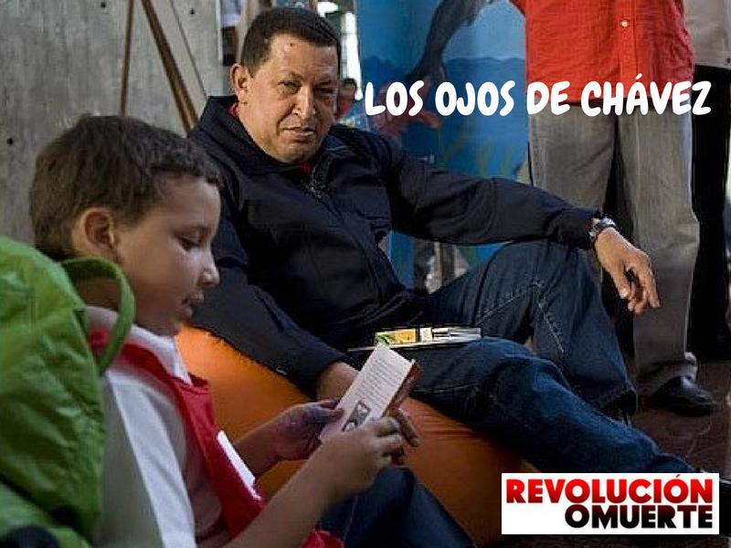 LOS OJOS DE CHAVEZ 3