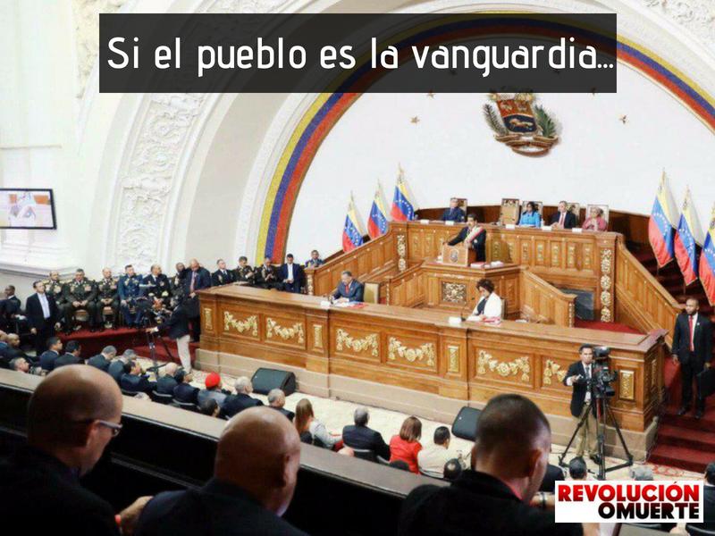 Si El Pueblo Es La Vanguardia… 3