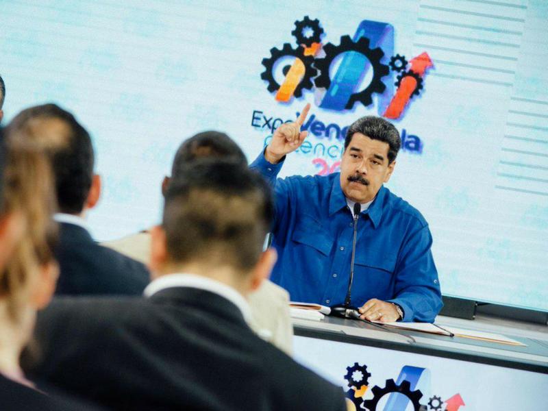 Autocrítica De Maduro Y La Clase Obrera