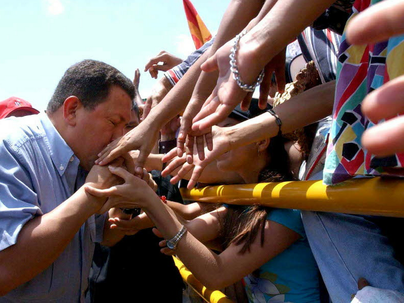 Carta A Los Revolucionarios Venezolanos