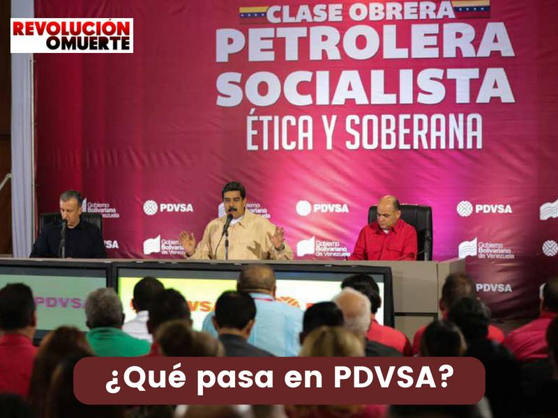 ¿Qué Pasa En PDVSA? 3