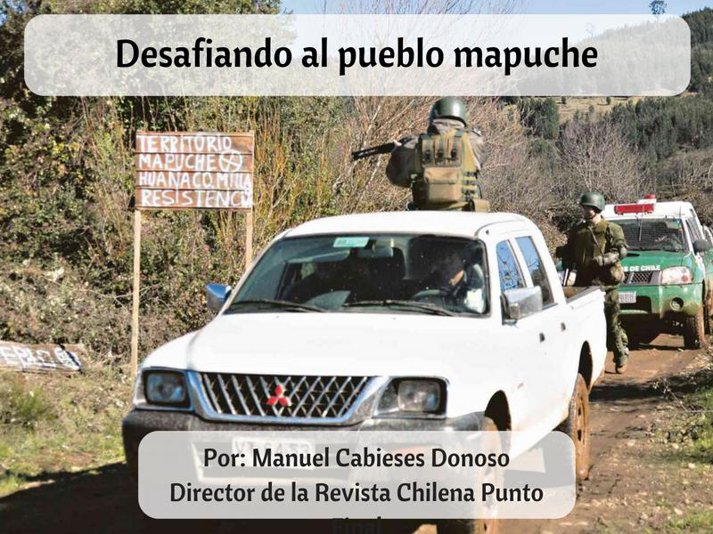 Desafiando Al Pueblo Mapuche 2