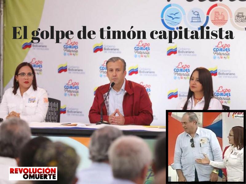 El Golpe De Timón Capitalista
