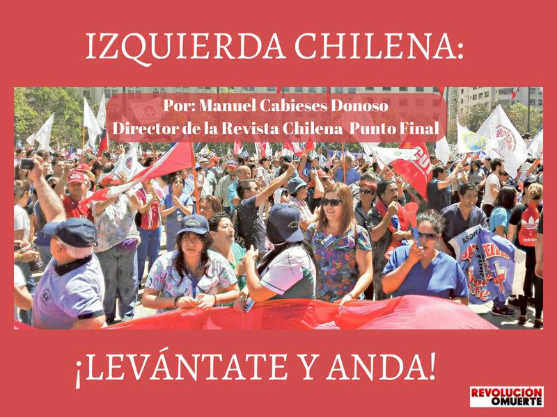 IZQUIERDA CHILENA