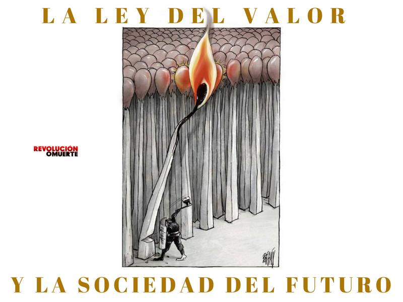 LA LAY DEL VALOR