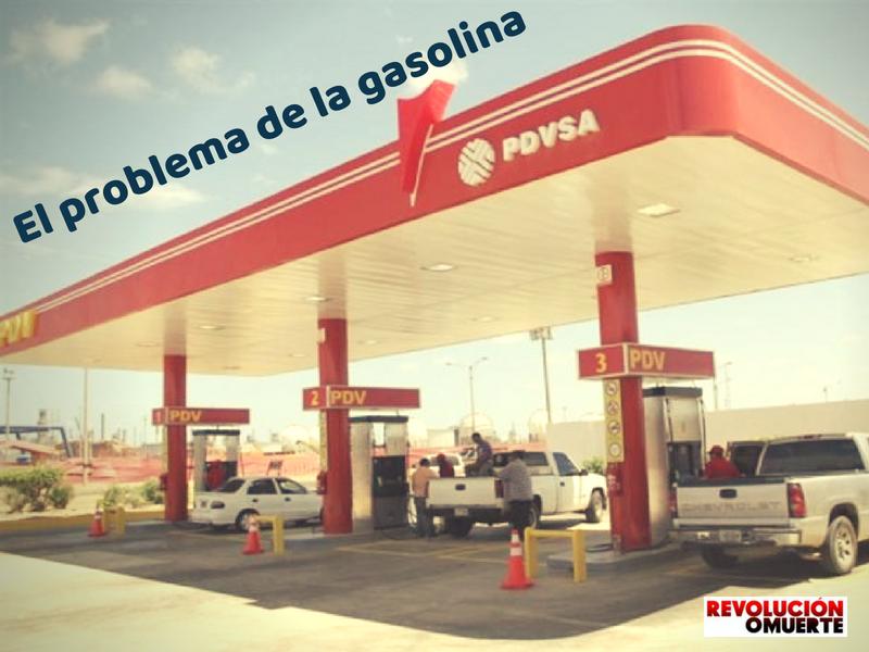 El Problema De La Gasolina 2