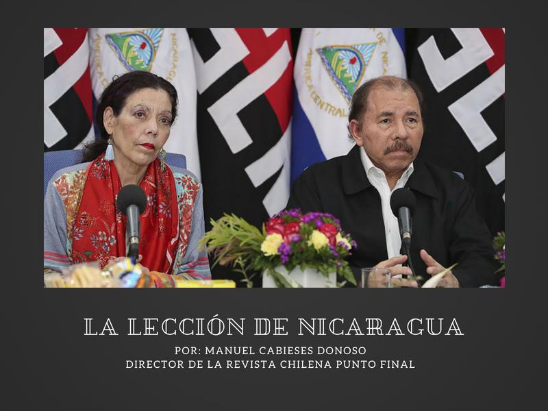 LAS LECCIONES DE NICARAGUA 4