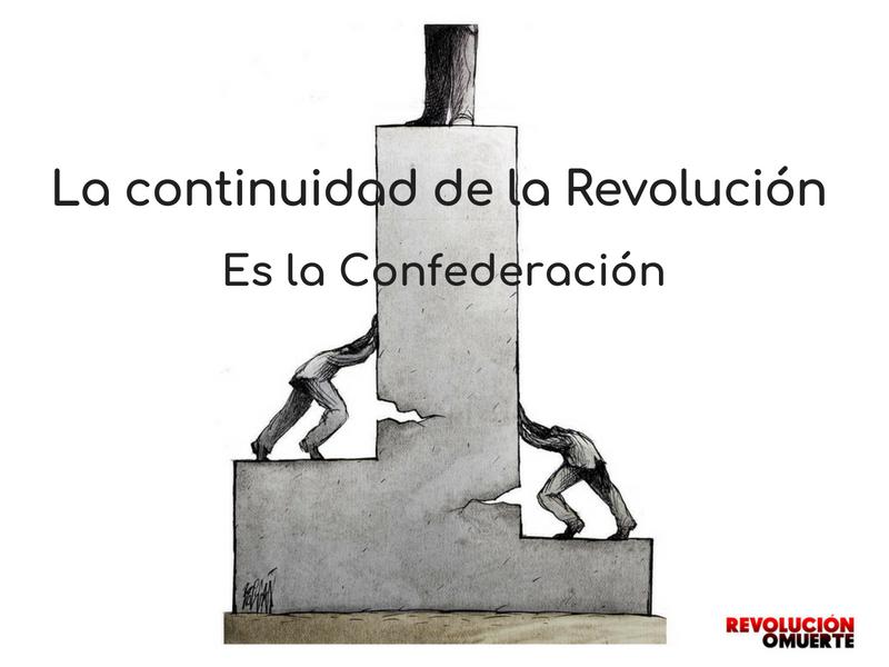 La Continuidad De La Revolución