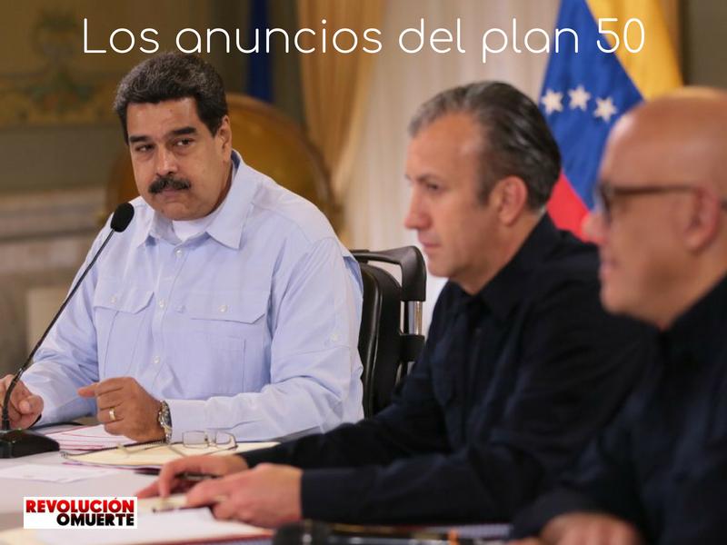 Los Anuncios Del Plan 50