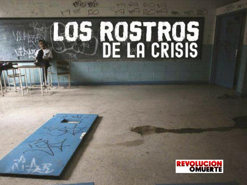 Los Rostros De La Crisis 7