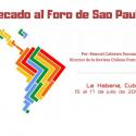 RECADO AL FORO DE SAO PAULO-2