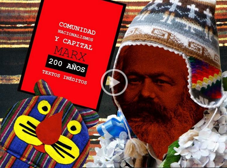 KARL MARX: TEXTOS INEDITOS (García Linera, Néstor Kohan, Presentación En La Paz, Bolivia, 2018)