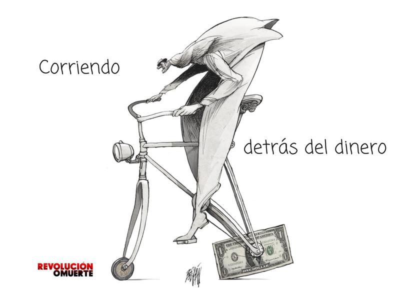 CORRIENDO DETRÁS DEL DINERO