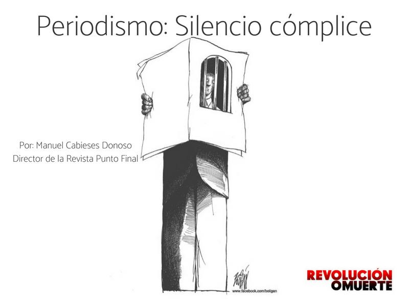Periodismo  Silencio Cómplice