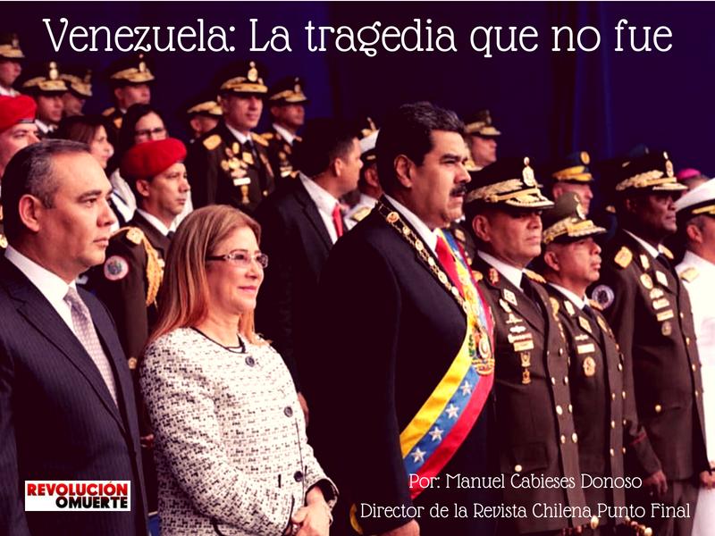 Venezuela La Tragedia Que No Fue 2