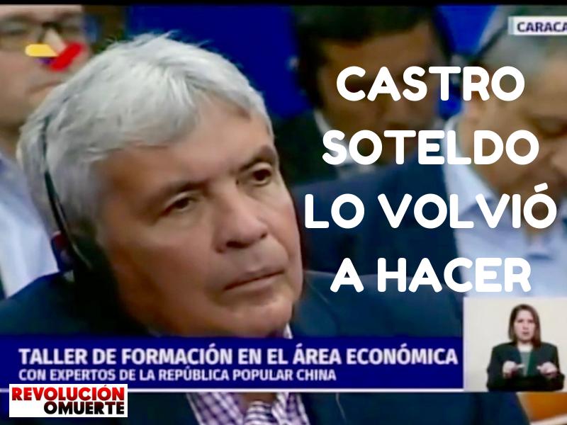 CASTRO SOTELDO LO VOLVIÓ A HACER 3