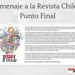 Homenaje a la Revista Chilena Punto Final