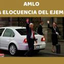 AMLO Y LA ELOCUENCIA DEL EJEMPLO