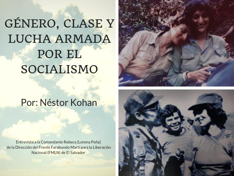 GÉNERO, CLASE Y LUCHA ARMADA POR EL SOCIALISMO 5