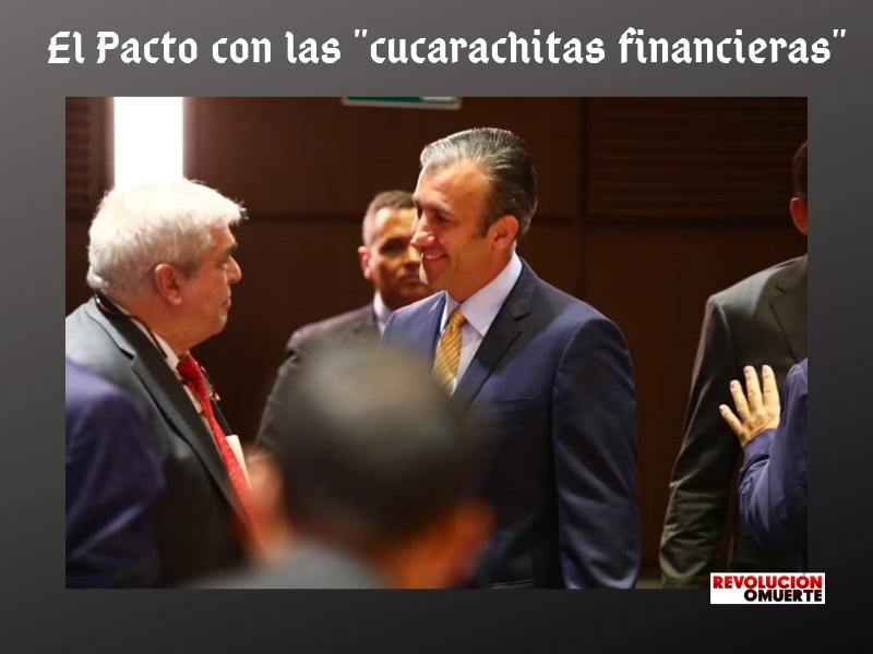 El Pacto Con Las Cucarachas Financieras 2