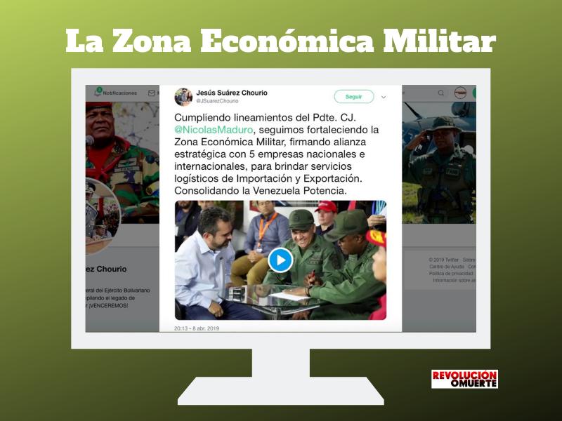 La Zona Económica Militar 2
