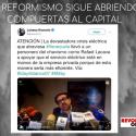 EL REFORMISMO SIGUE ABRIENDO COMPUERTAS AL CAPITAL