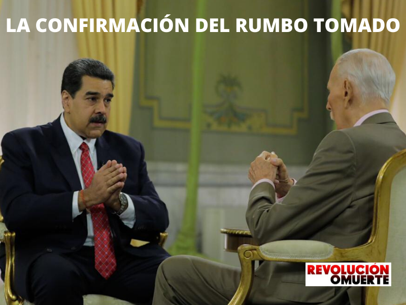 LA CONFIRMACIÓN DEL RUMBO TOMADO