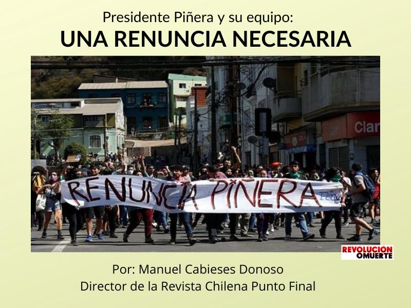 Presidente Piñera Y Su Equipo