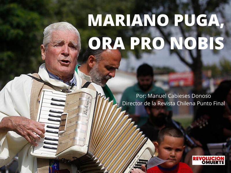 MARIANO PUGA, ORA PRO NOBIS