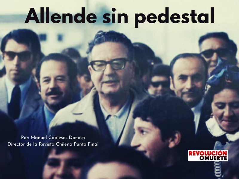 Allende Sin Pedestal